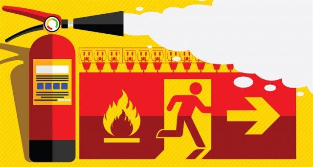 Tűzvédelmi oktatás